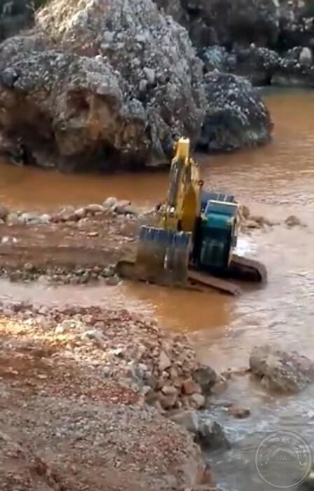 Radovi na Malom Pijesku uznemirili mještane Mrkojevića