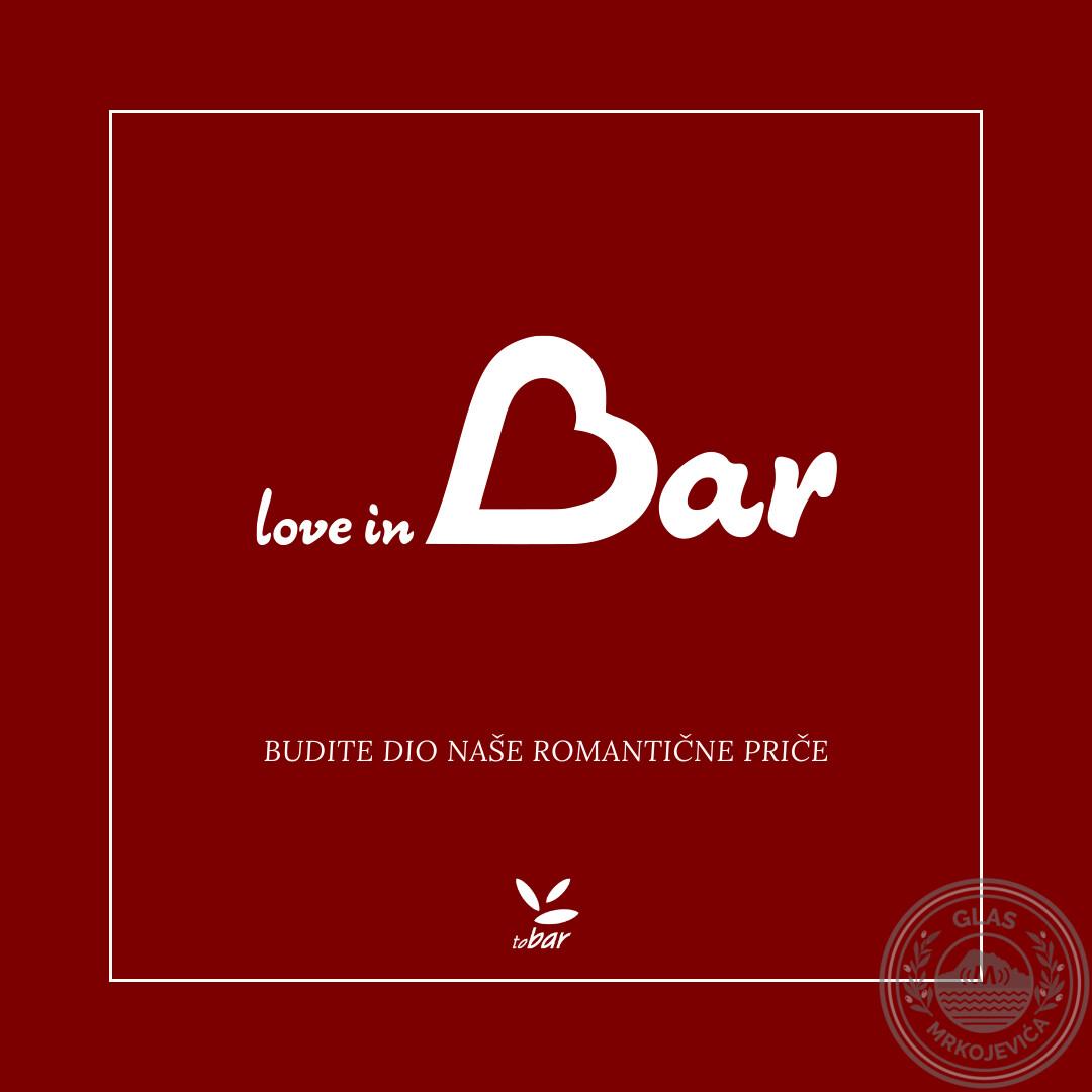 "U toku digitalna kampanja ""Love in Bar"""
