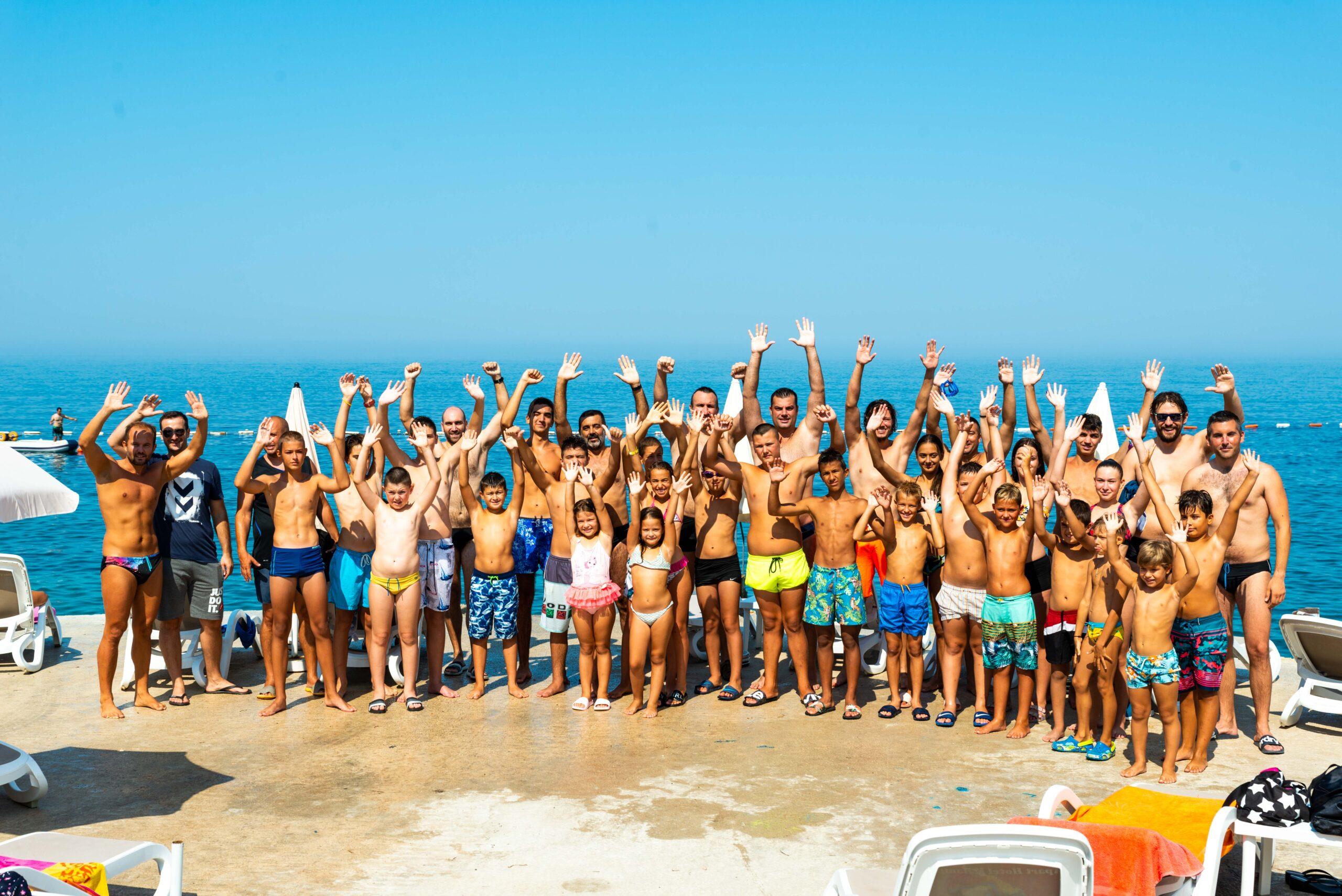 Takmičenjem u vodenim sportovima počele 12.Sportske igre u Mrkojevićima!
