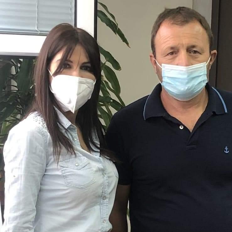 Od Bima Pekovića stigla donacija Domu zdravlja Bar